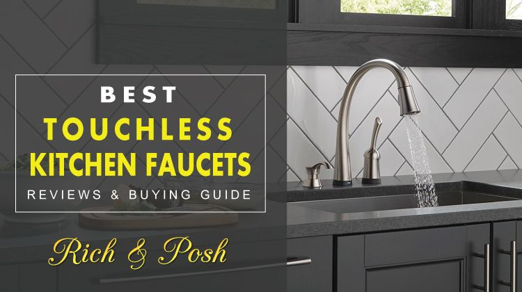 Touchless Kitchen Faucet Is Another Great Innovation That Helps To
