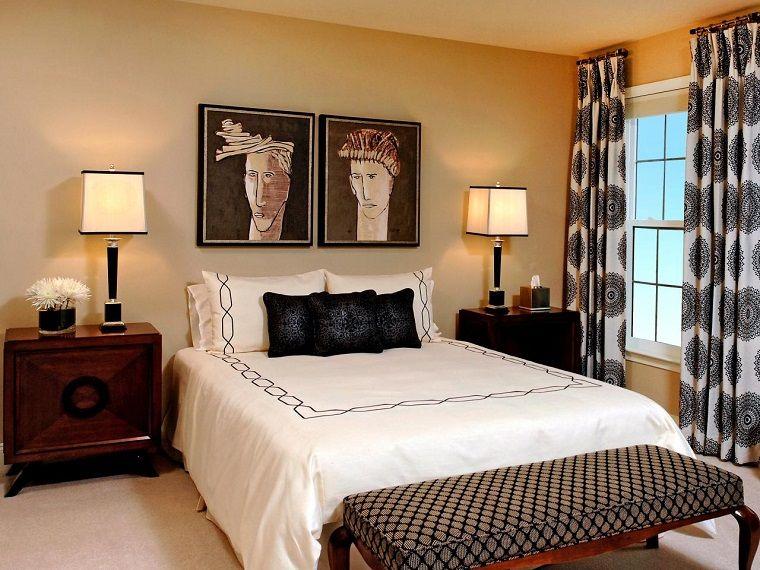 tende-camera-da-letto-fantasia-elegante | Tende da camera da letto ...