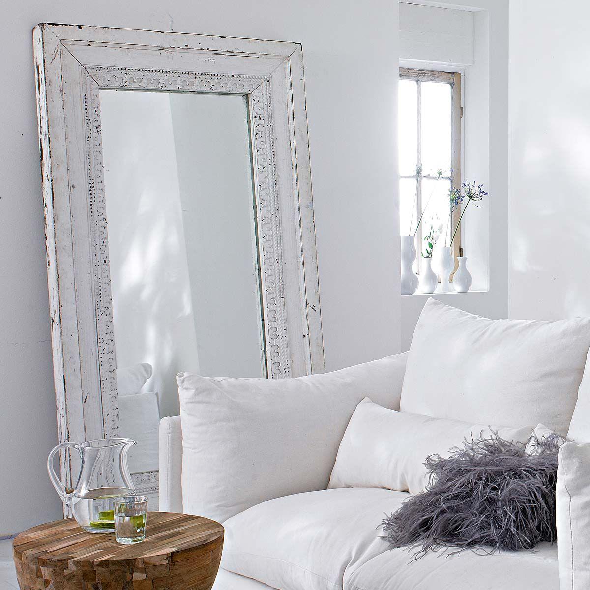 Want This Mirror Weisse Einrichtungen Wohnen Wohnung