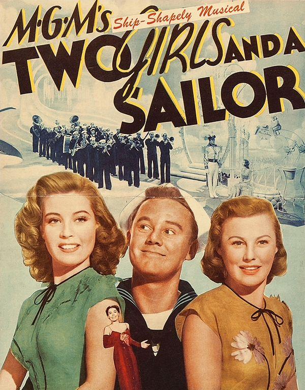 Duas Garotas e um Marujo - 1946