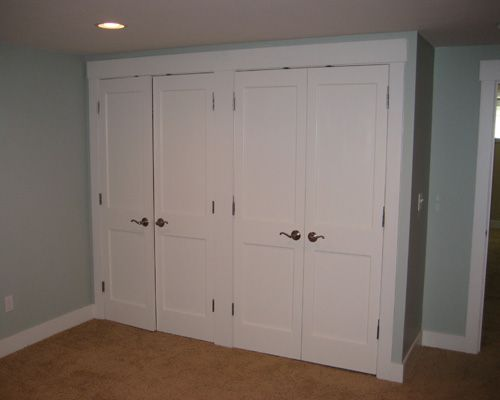 Built In Closets Add Storage Space, Seattle Closet Remodel