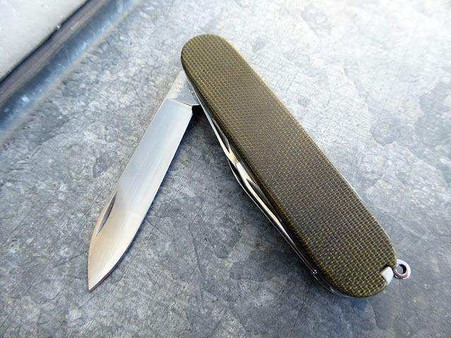 Andrzej Woronowski Custom Knives Custom Scales For Sak