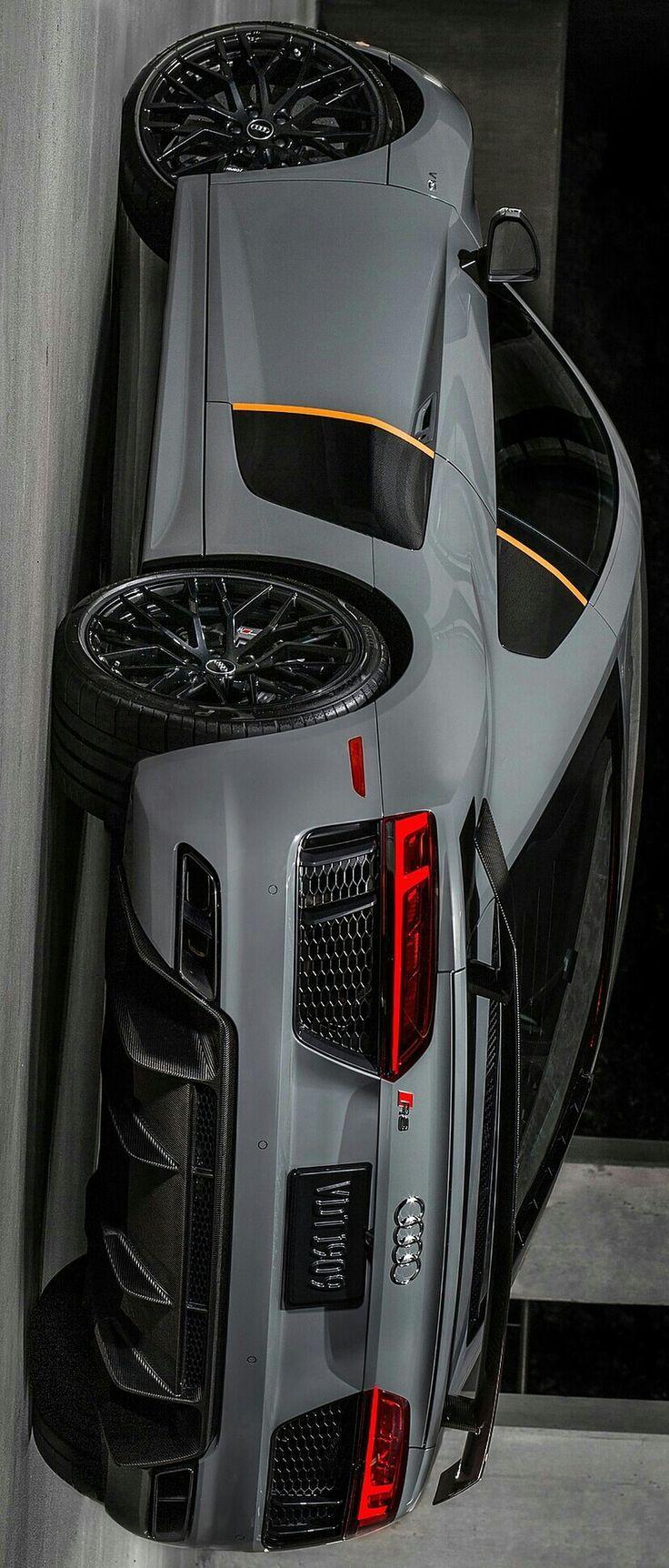 2017 Audi R8 V10 Plus Exclusive Edition $229,200 ... Машины Будущего Ауди