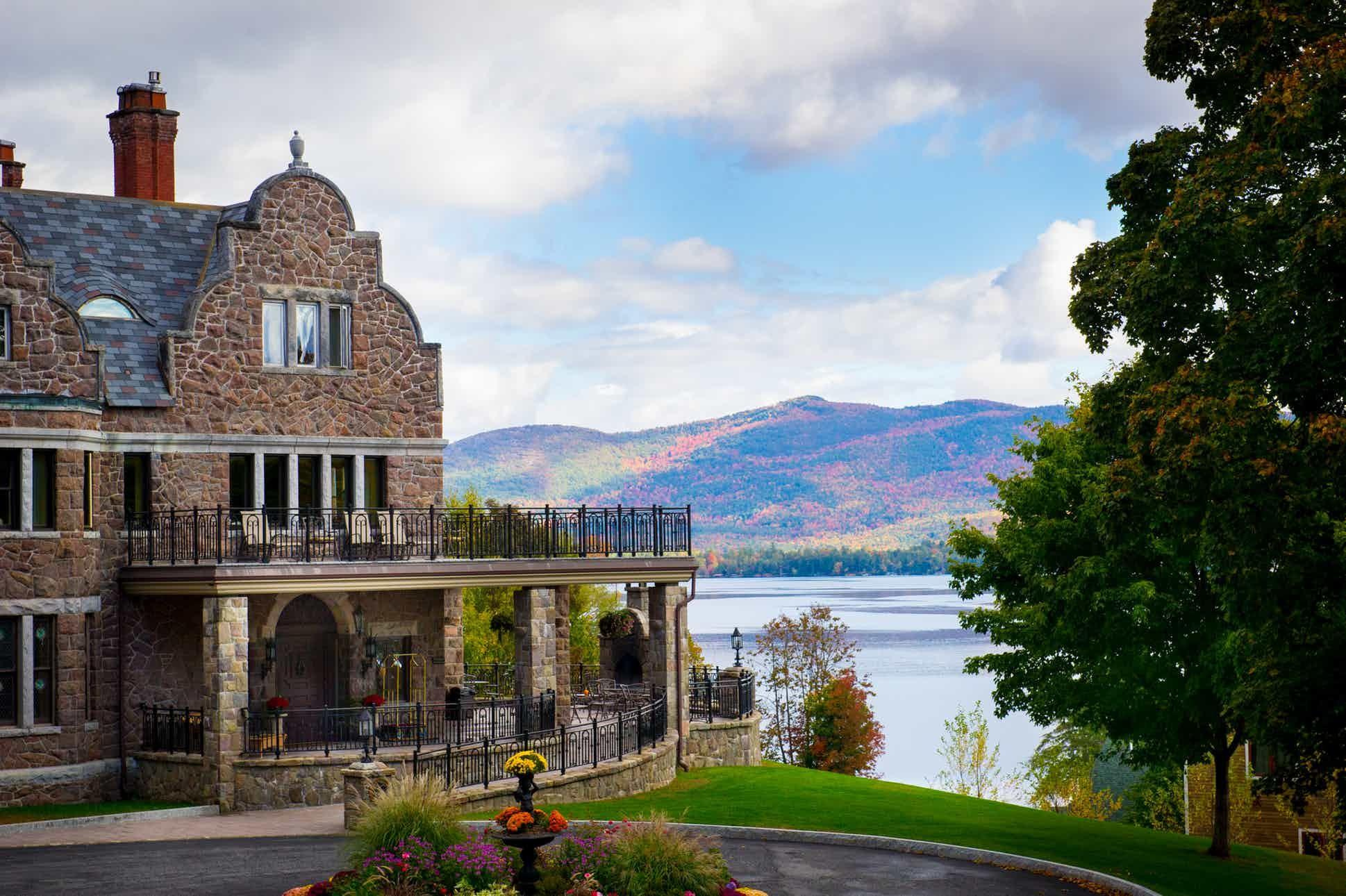 The Inn at Erlowest Weddings Upstate New York Wedding