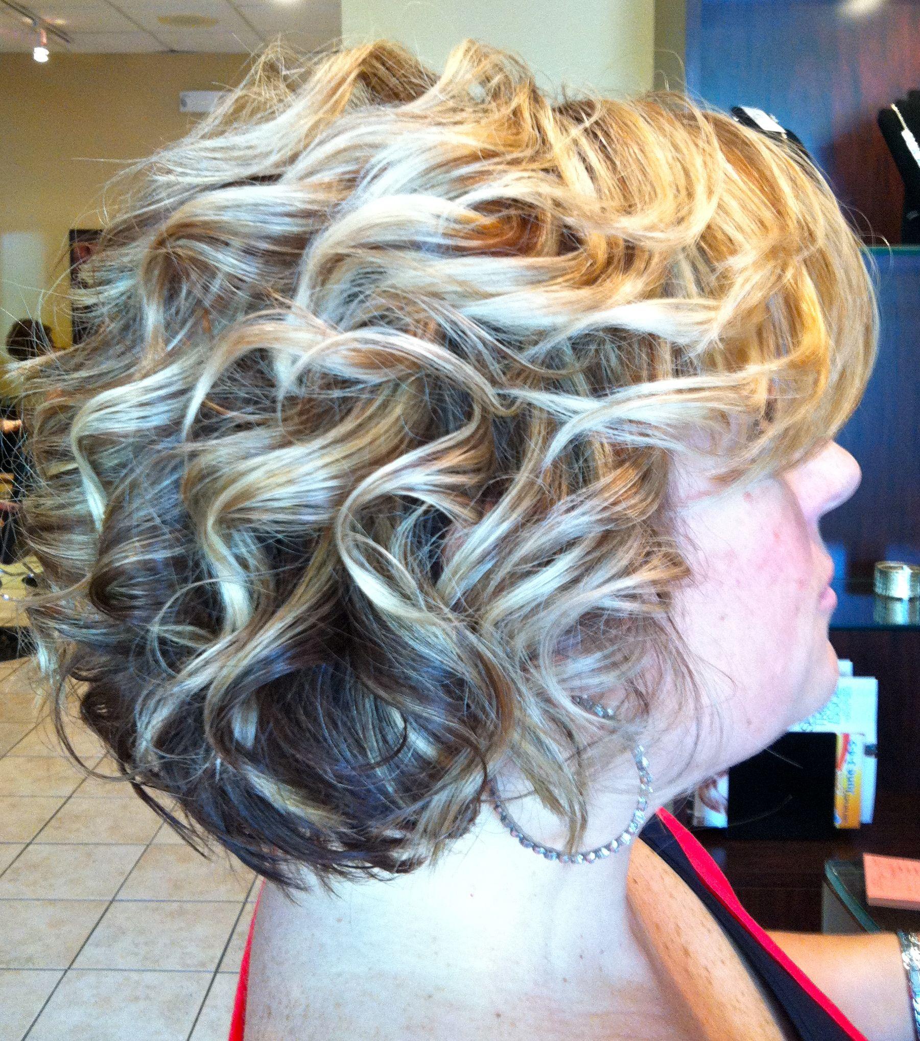 curls- fun laura