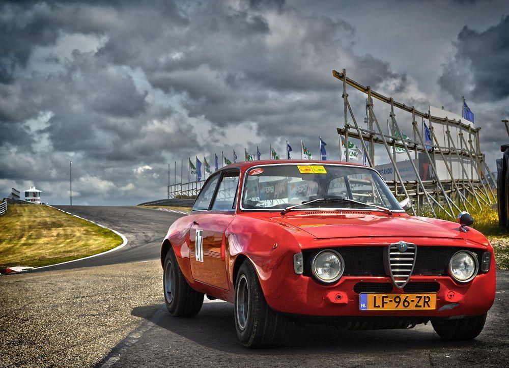 Alfa Romeo Giulia GTA by Bas Bleijenberg on 500px