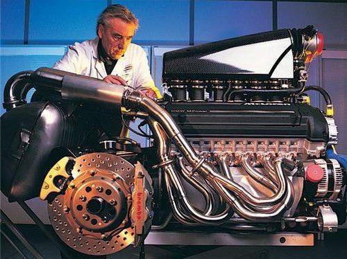 BMW S70 engine | Oldtimer | Mclaren f1, Bmw engines, V12 ...