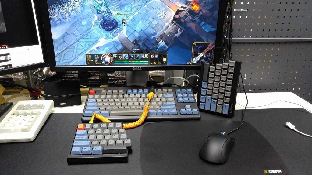 Mister barocco 60 split keyboard rmechanicalkeyboards
