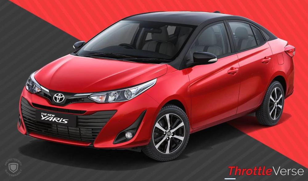 Toyota Yaris 2019 Worth It In 2020 Yaris Toyota Honda City
