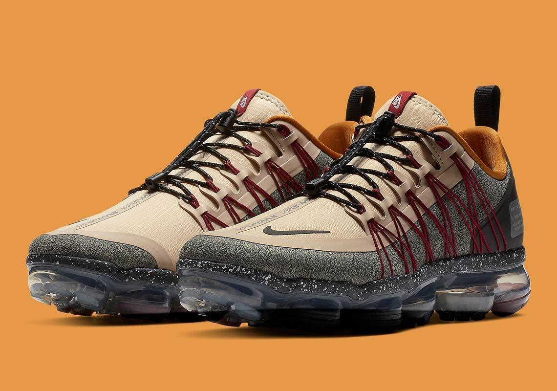 be694439de52 Nike Vapormax Run Utility Tan + Grey Photos