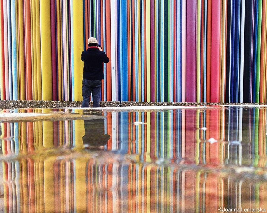 Stripes by Joanna Lemanska