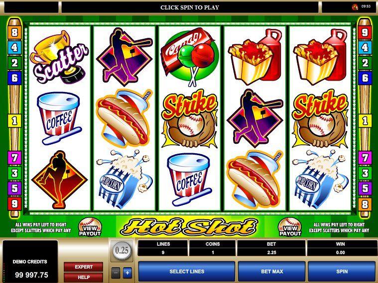 Tente agora nosso novo online grátis Jogo de slot Hot Shot – Microgaming - http://freeslots77.com/pt/hot-shot-microgaming/ - http://freeslots77.com/pt