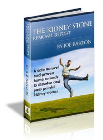 Kidney Stone Removal Report | Kidney stones, Kidney stones remedy ...