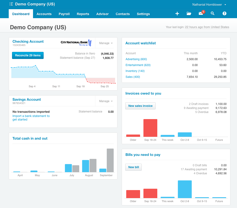 Xero Pricing, Features, Reviews & Cparison of Alternatives | Small