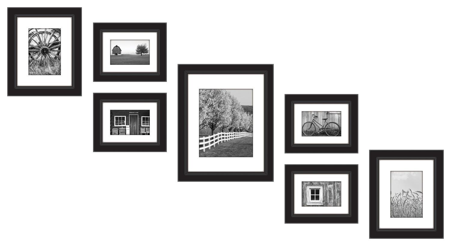 Robot Check Wall Frame Set Frames On Wall Gallery Wall Layout