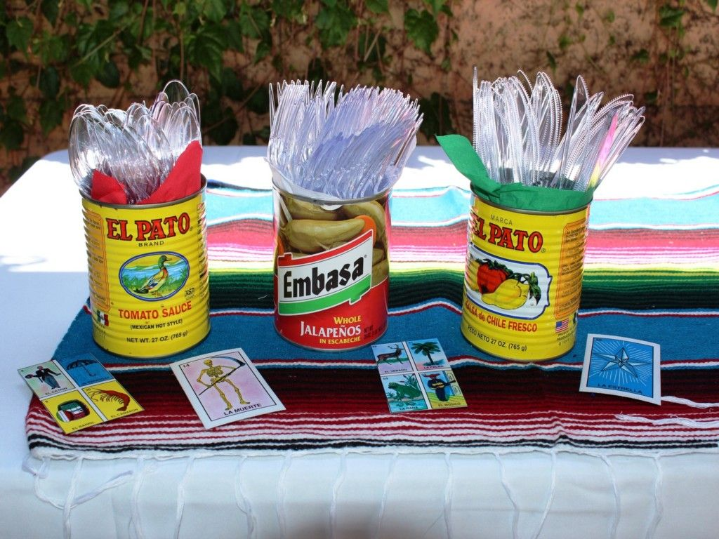cultural themes are popular for family reunions and a mexican fiesta is no exception - Fiesta Decorations