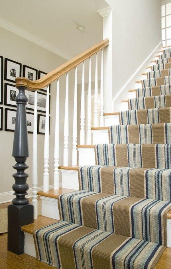 Stair Carpet Runners Contemporary Stair Runner Carpet Carpet Stairs Stairs Design