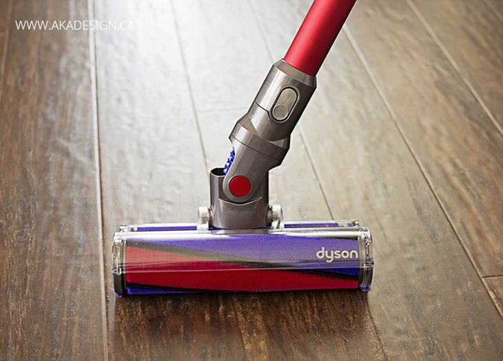 Vacuuming Wood Floors And Tile With Dyson Tile Flooring Woods And