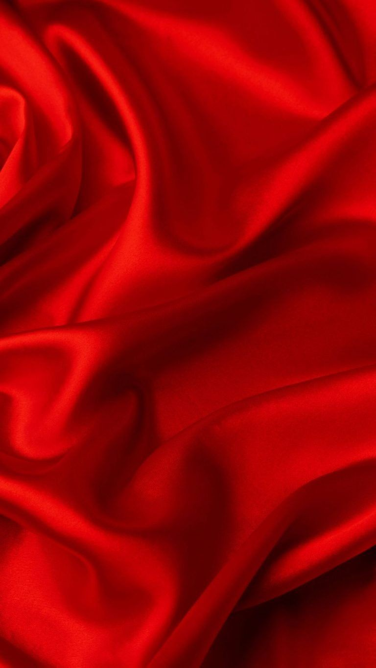 32 Free Red Iphone Wallpapers Red Silk Silk Fabric Pastel Red