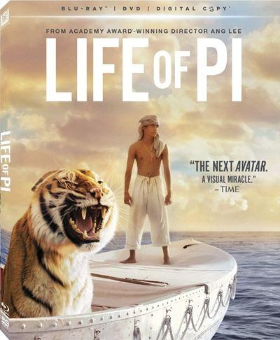 La Vida De Pi 720p Hd Español Latino Dual La Vida De Pi Películas De Aventuras Cine Musica Libros