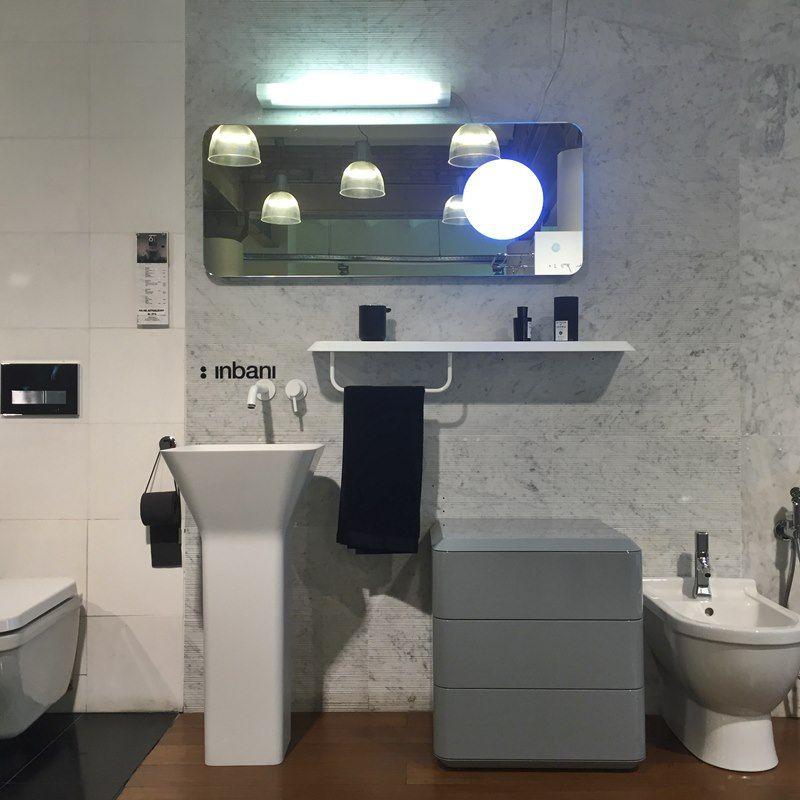 tienda de muebles de baño barcelona, inbani | mobiliario de baño ... - Tiendas Muebles Bano