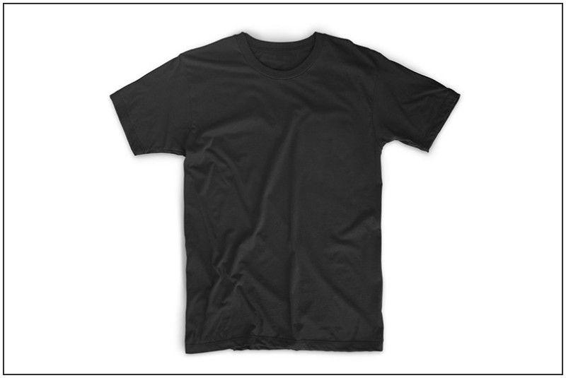 Download Kaos Hitam Polos Kaos Yang Multifungsi Kaos Hitam Desain Pakaian