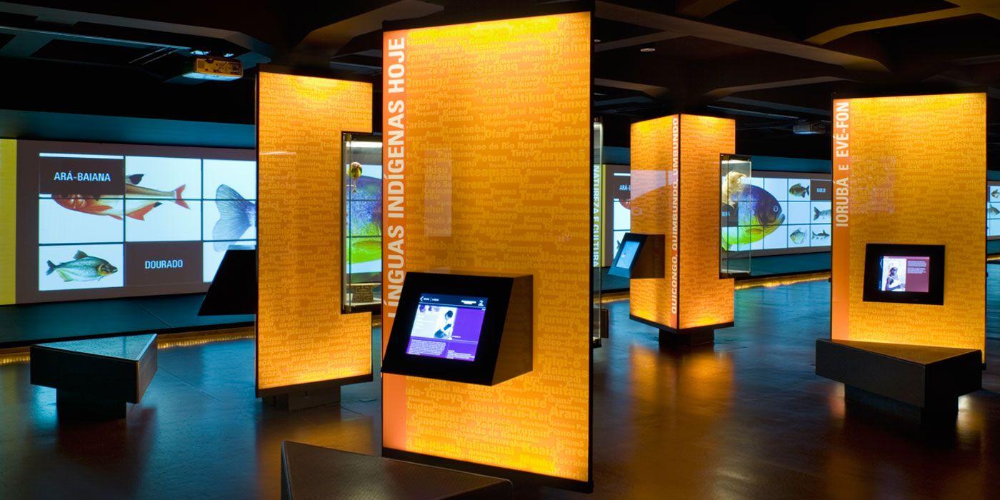 O projeto não é novo, mas pela sua importância, merece estar registrado aqui no blog. A exposição fixa do Museu da Lingua Portuguesa, localizado no histórico e movimentado prédio da Estação da Luz,…