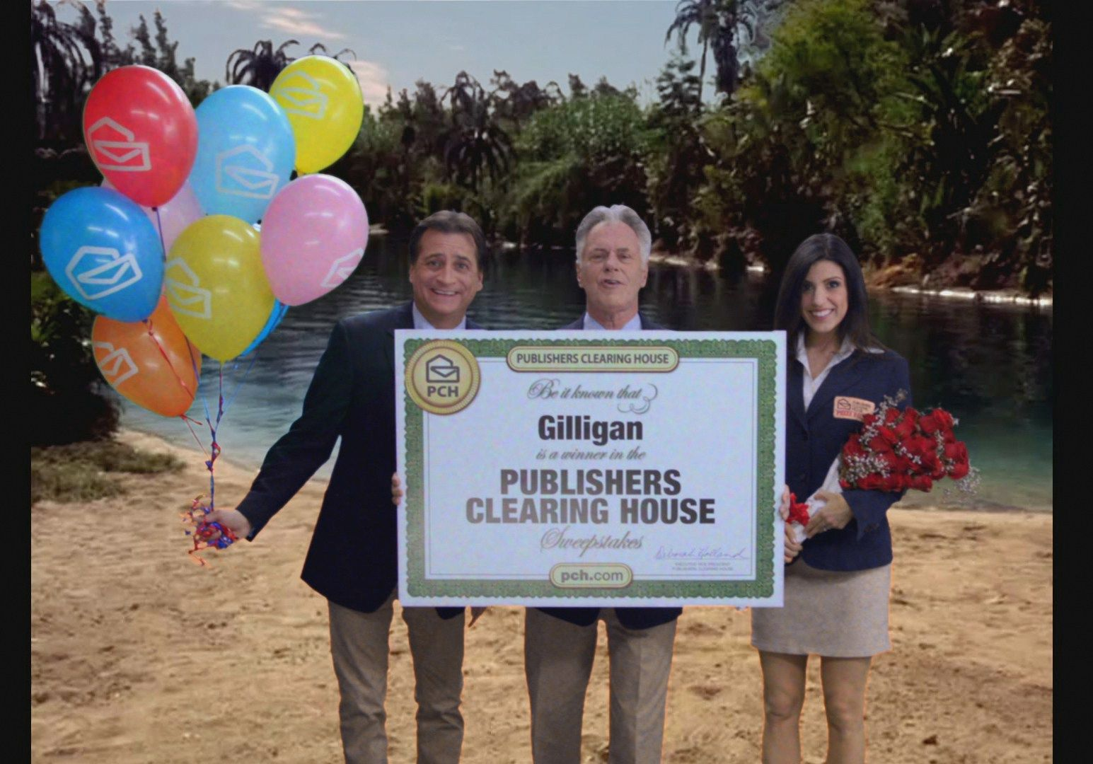 Publishers Clearing House Logo - Year of Clean Water