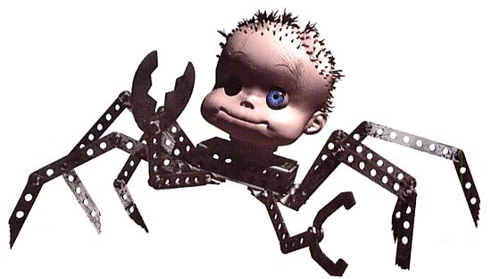 Babyface Creepy Toys Toy Story Dolls Toy Story Baby