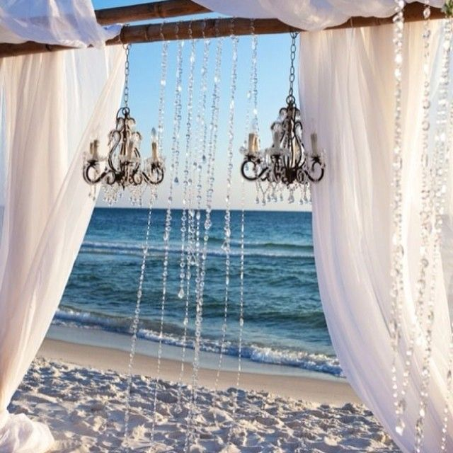 Belongil Beach Wedding Ceremony: Pin By 🦋. 𝒥𝑒𝓈𝓈𝒾𝒸𝒶 .🦋 On ♡α вєα¢н ωє∂∂ιиg ♡ (With Images