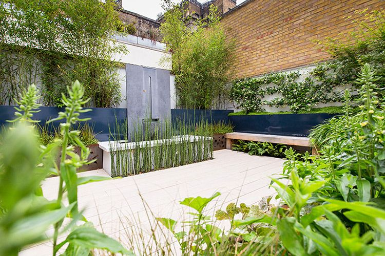 The List - House and Garden The List - Garden Designers - Garden Design Company