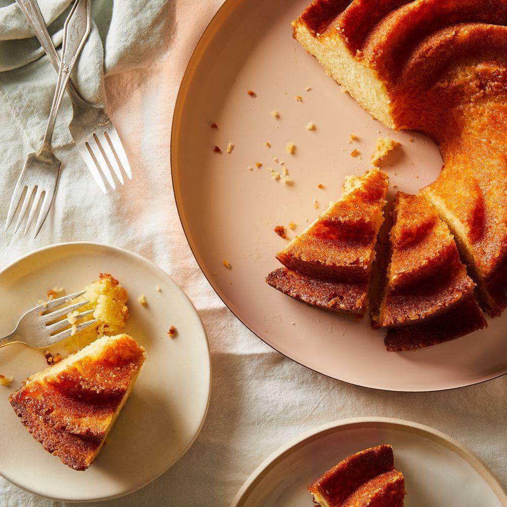 The Genius Foolproof Lemon Cake Dorie Greenspan Swears By Doces