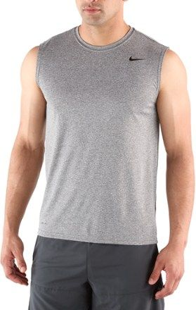 72d6248b Nike Legend 2.0 Sleeveless T-Shirt - Men's | REI Co-op | Products ...