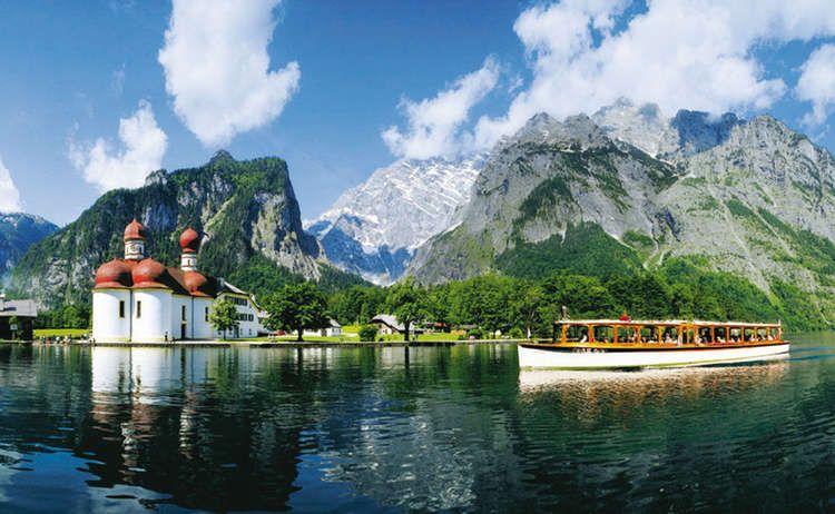 Koenigssee St Bartholomae 1 Urlaub Berchtesgaden Urlaub Und Urlaub Bayern