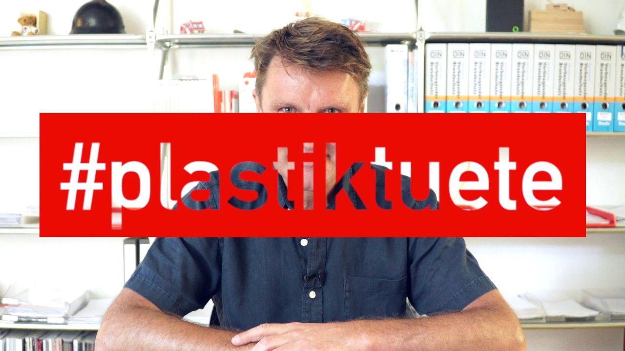 Plastiktuete Brandschutz