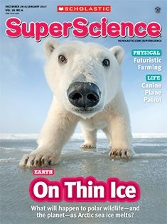 Superscience Magazine 30 Day Free Trial Arctic Sea Science