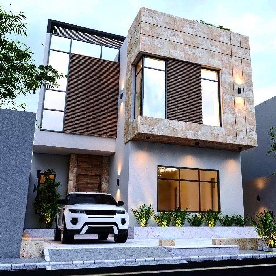 Pin By Z Axis Interiors Architects On واجهات خارجية House Estates Asia