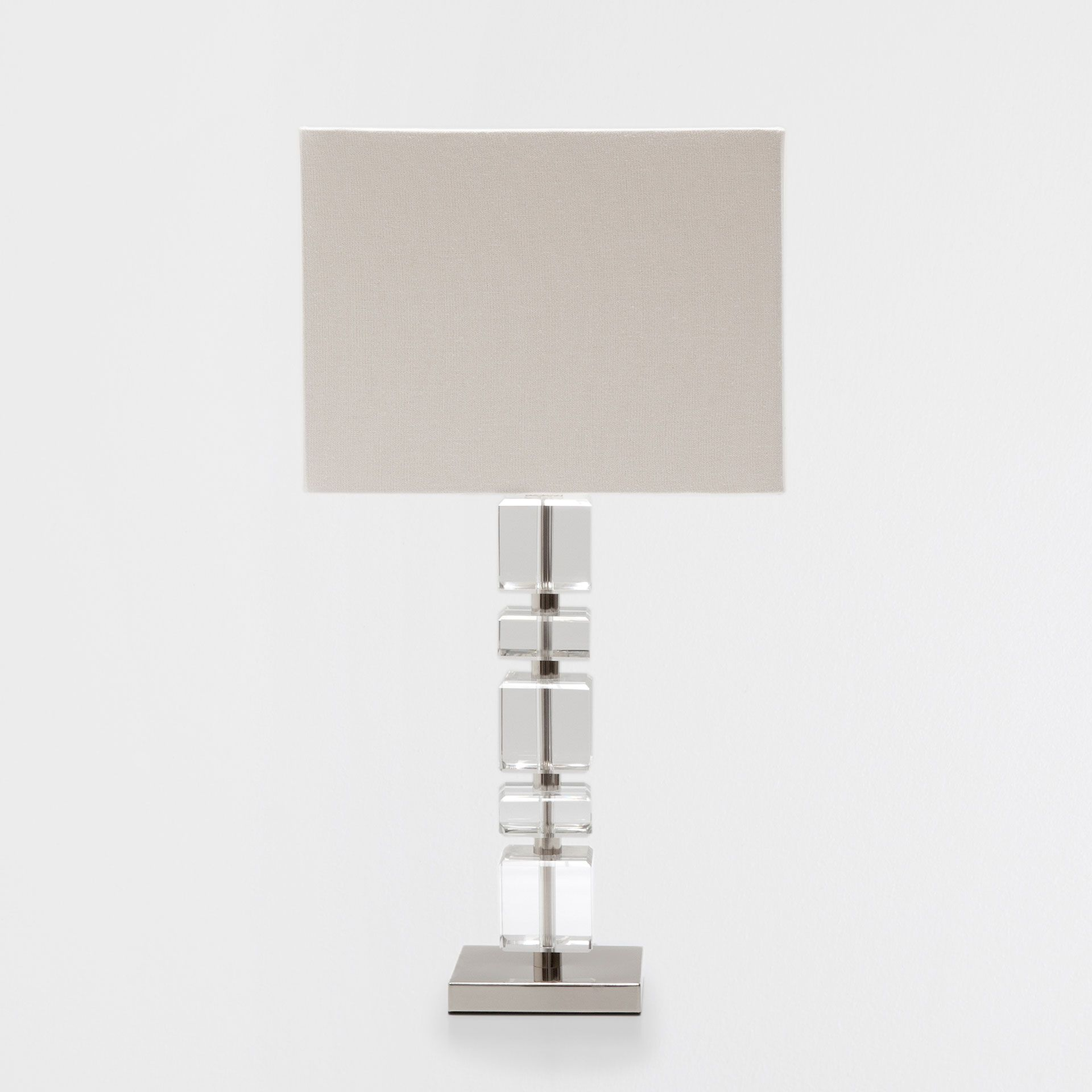 Zara Couchtisch Image 1 Of The Product Glass Cubes Lamp Dnevna Cristales