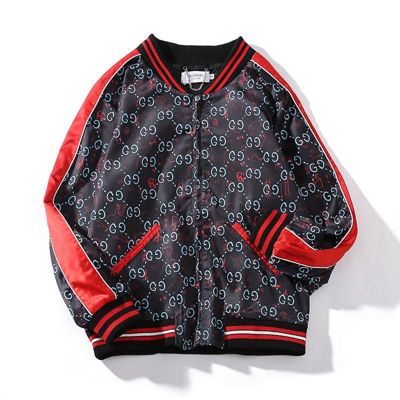 8a89d5d8b Replica GUCCI Jacket Outwear 2017 For Men Size: M-XXL ID:35203 ...