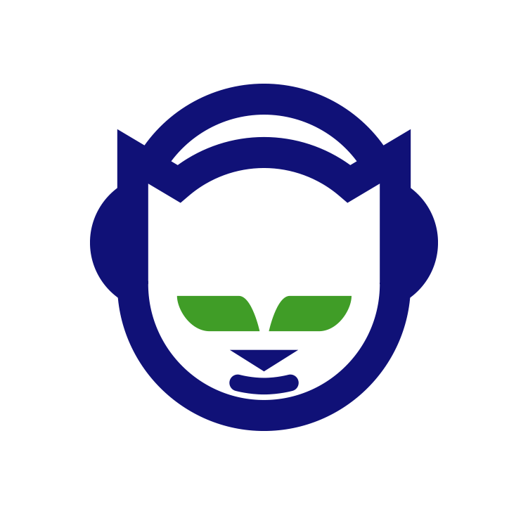 Napster Logo Sam Hanks Design In 2021 Napster Internet Culture Logos