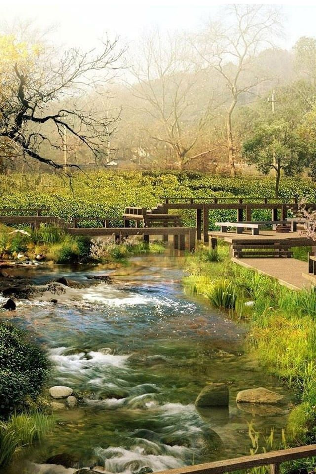 Charming stream ipod touch wallpapers free 640x960 hd - Touch screen wallpapers for mobile ...