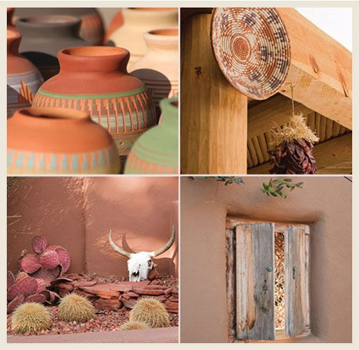 Paint Colors For Southwestern Style Adobe Homes...needed