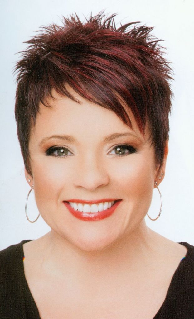 Image result for Thick Haircuts Women Over 50 Short ...