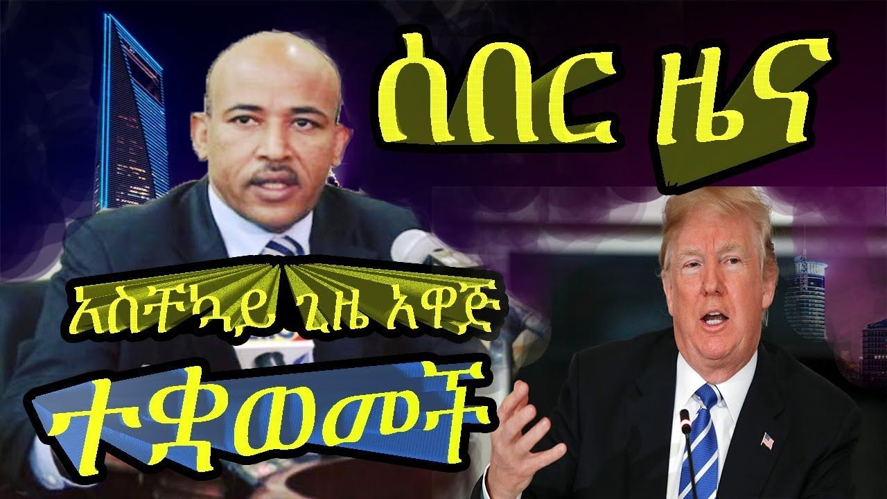 Ethiopian News United States strongly disagrees state of