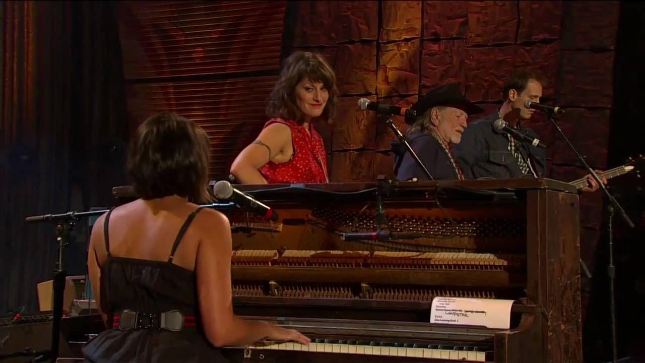 Norah Jones Willie Nelson Lonestar Live At Farm Aid 25 Willie Nelson John Mellencamp Norah Jones