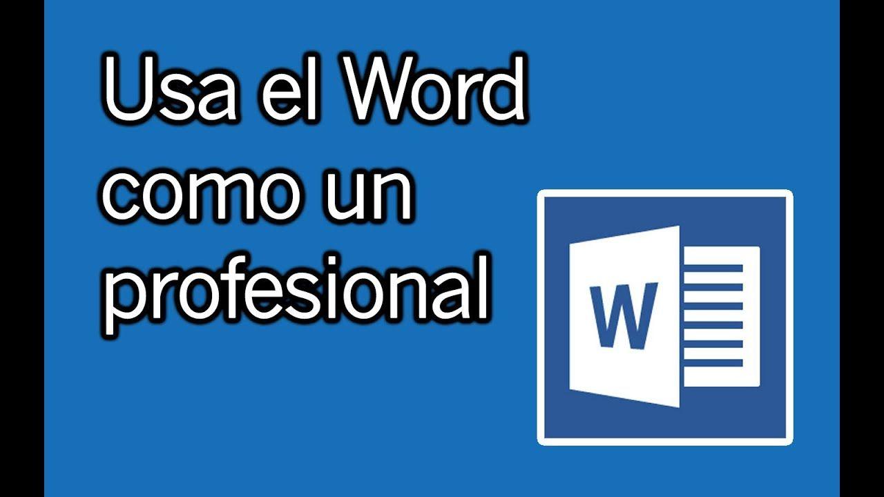 Haz Trabajos Tesis Documentos Profesionales Y Más Con Word Libros De Informatica Tecnologias De La Informacion Y Comunicacion Informatica Y Computacion