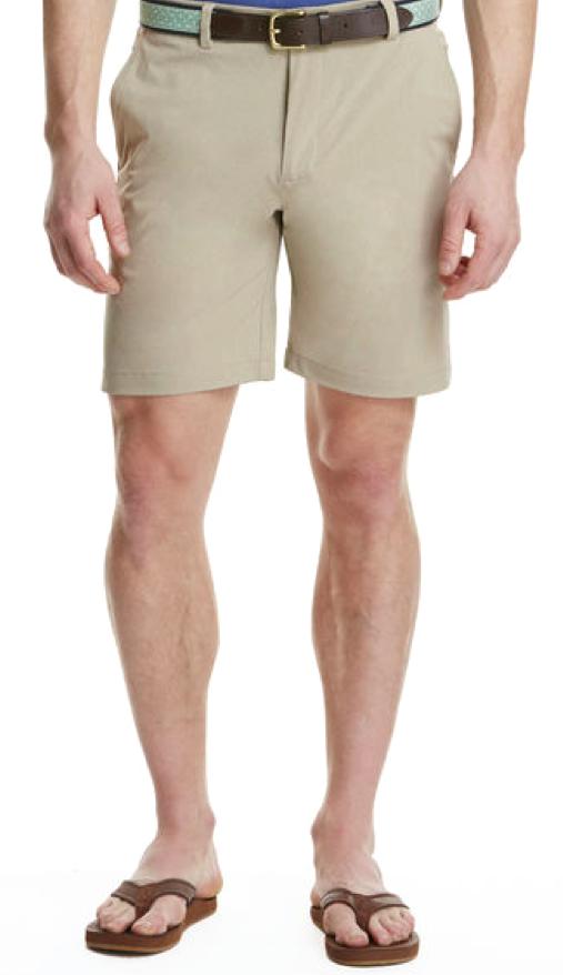 Vineyard Vines 8 inch Performance Breaker Shorts- Khaki from Shop ...