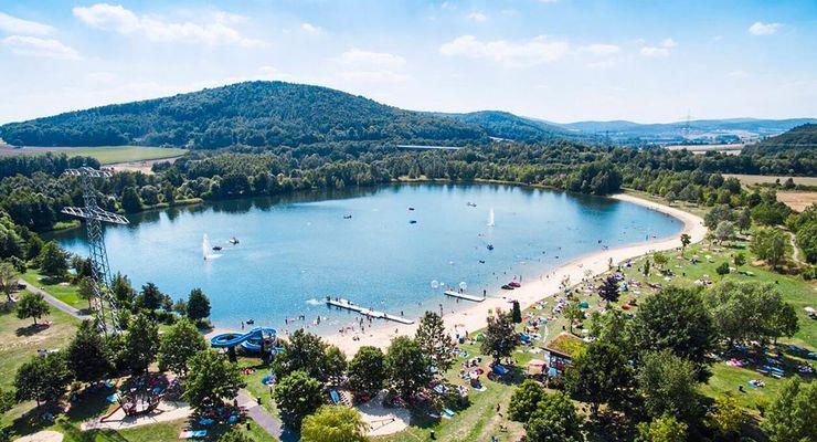 Urlaub In Hessen Am See