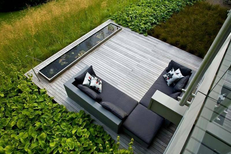 Bassin de jardin: 25 idées pour rafraîchir votre extérieur ...