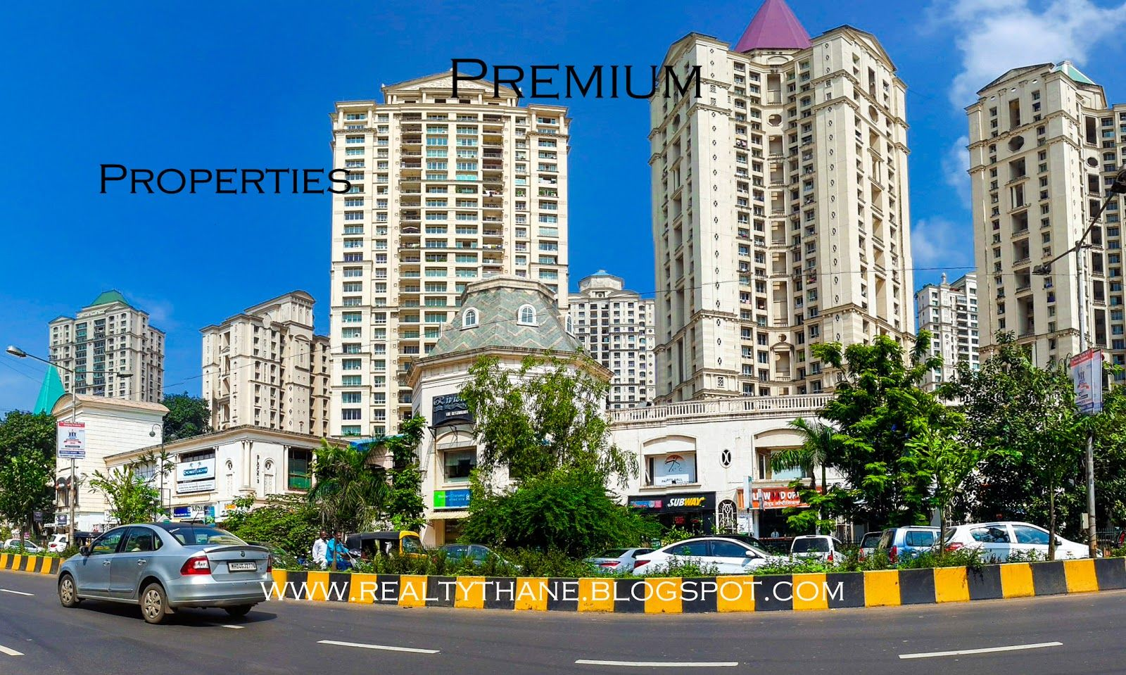 Bhk and bhk apartments flats for sale at hiranandani meadows thane